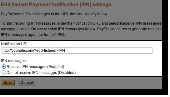PayPal Standard - Easy Digital Downloads