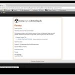 Email - Invoice Orange