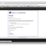 Email - Invoice Purple