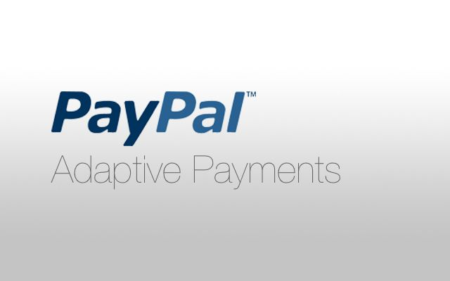 PayPal-Adaptive-Payments
