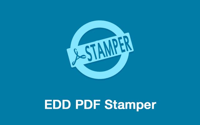 pdfstamper