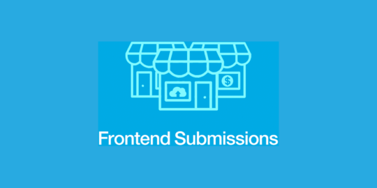 Frontend Submissions