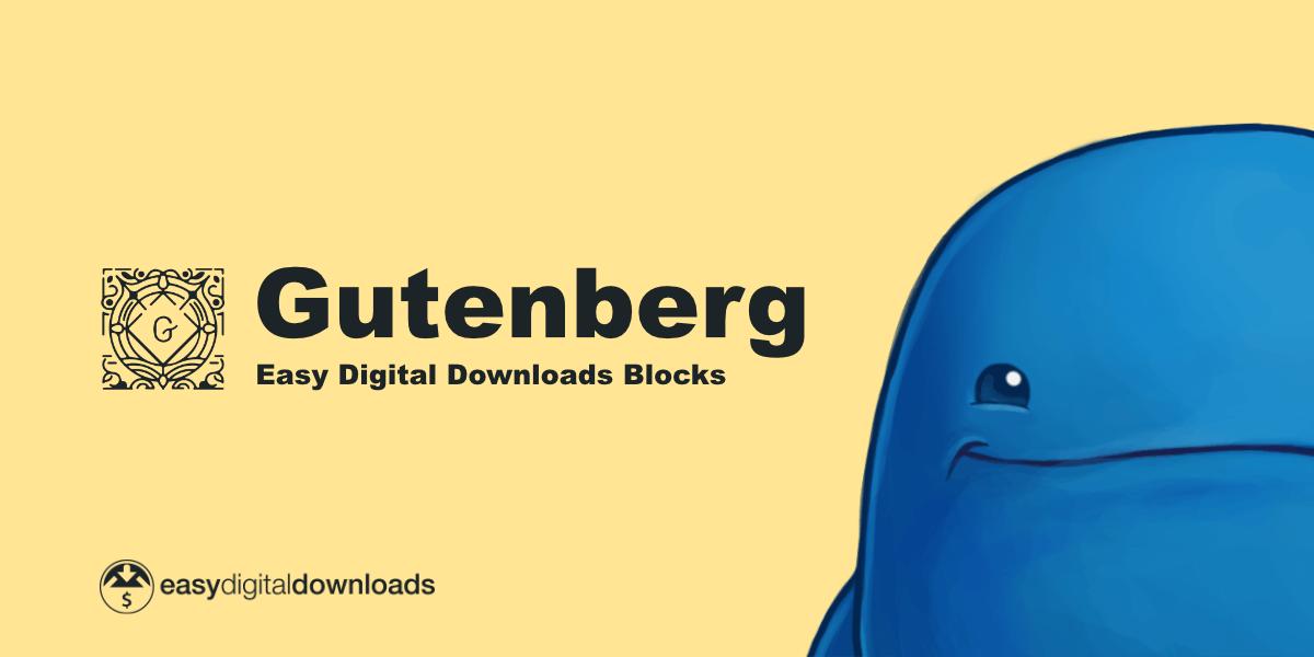 Easy Digital Downloads Blocks released