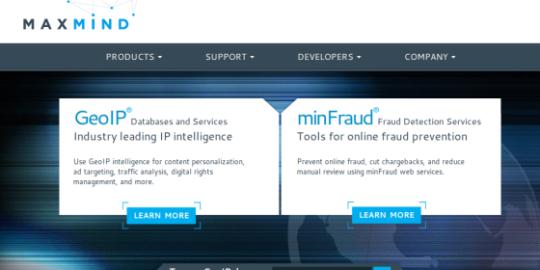 MaxMind Fraud Prevention