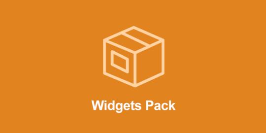 Widgets Pack