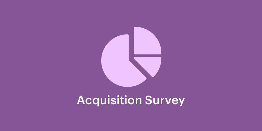 Acquisition Survey