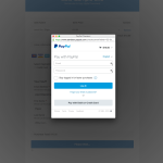 PayPal In-Context Checkout