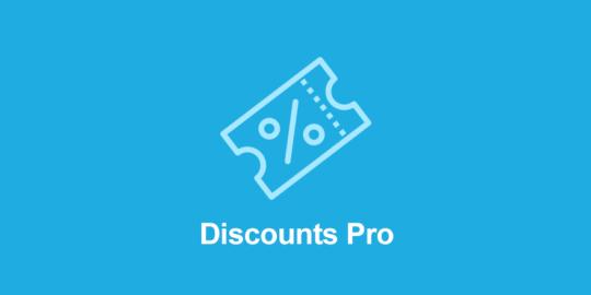 Discounts Pro