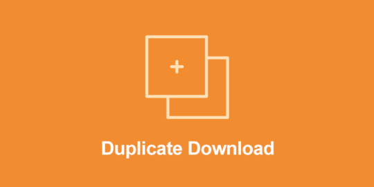 Duplicate Downloads