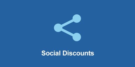 EDD Social Discounts