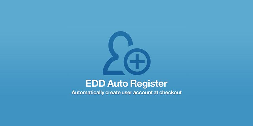 Auto Register