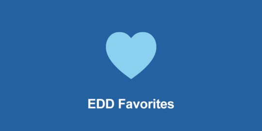 EDD Favorites