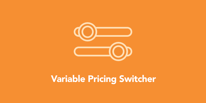 Variable Pricing Switcher