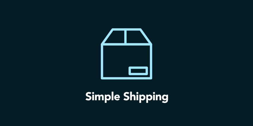 Simple Shipping