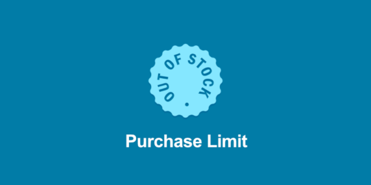 Purchase Limit