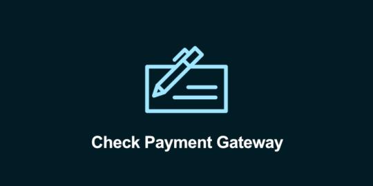 Check Payment Gateway