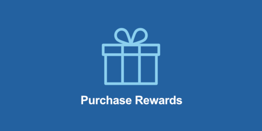 EDD Purchase Rewards